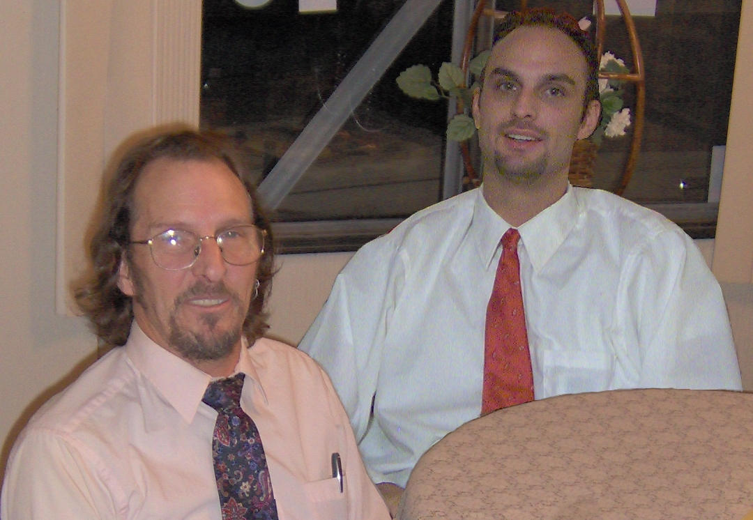 Neil Richard (Rick) Peterson and is son Michael Peterson